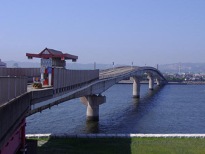 紀の川河口大橋有料道路