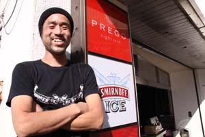 「今までなかったジャンルのイベントも開きたい」と中谷さん - プレゴが帝国座ホールに、20日TONPEIこけら落としライブ
