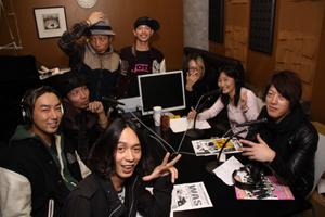 和歌山市出身のスリーピースバンド、「Three Star」