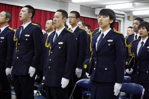 わかやま新報:警察学校で長期過...