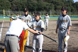紀の川市長旗争奪社会人軟式野球大会