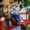 国宝善福院でモンゴル音楽のコンサート