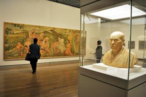 保田龍門生誕120年 特別展示 近代美術館