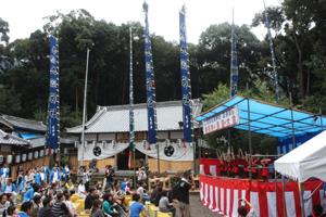 荒見九頭神社