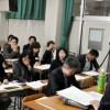 永廣さんのユーモアあふれる授業を楽しむ元生徒たち