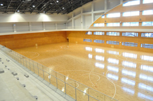 武道・体育センター和歌山ビッグウエーブ