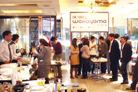 プレミア和歌山カフェ飯田橋店