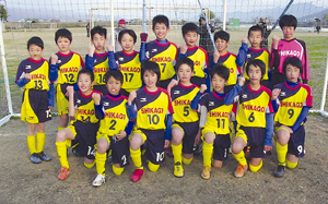 第35回県少年サッカーリーグ決勝大会和歌山市予選