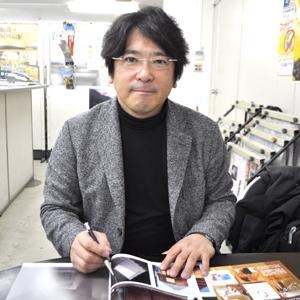 和歌山市出身の一級建築士、東京の㈱アーキヴィジョン広谷スタジオ代表取締役・広谷純弘さん