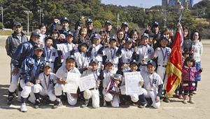 A級・9年ぶり3回目の優勝を飾った八幡台