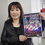 セピアダンススタジオの坂本安津子さん