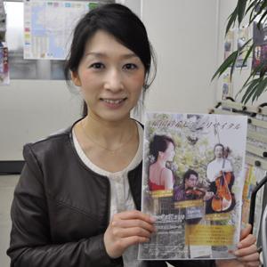 ピアニスト細田紗希さん