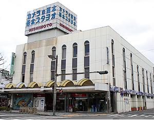 2月28日に営業を終えた築地中央店