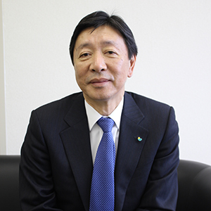 明治安田生命保険相互会社取締役会長 鈴木伸弥さん