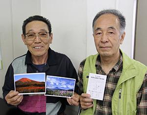 和歌山風景写真同好会の皆さん