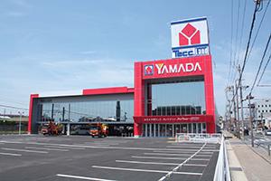 18日オープンのヤマダ電機
