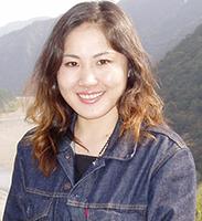 熊野ゆかりの女流作家・中上紀さん