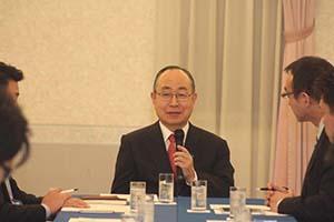 日本的経営の素晴らしさを伝えた江口氏