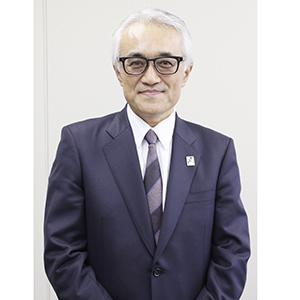 明治安田生命保険相互会社の根岸秋男社長