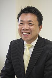 「和歌山を元気にしたい」と中原代表理事