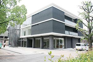 整備が進む和歌山市役所南別館