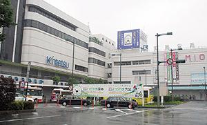 県内最高価格のJR和歌山駅前