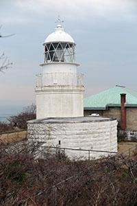 国登録有形文化財に登録される見込みとなった友ケ島灯台