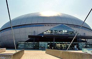 府立門真スポーツセンター(なみはやドーム)