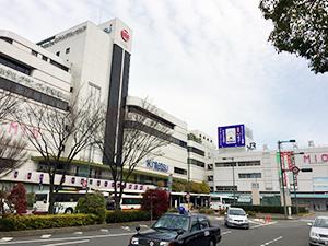 17年連続で県内商業地の最高価格地点となった和歌山市友田町