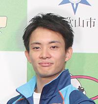 田中佑典選手