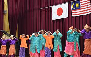 マレーシアの民族舞踊