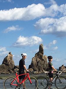 注目の「サイクリング王国わかやま」(県提供)