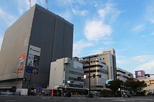 商業地最高価格の「和歌山市友田町5丁目50番外」付近