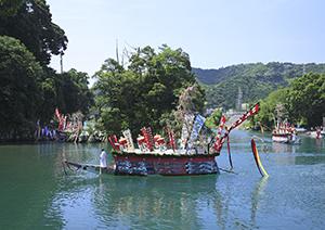 古座川河内祭保存会【写真は県提供】