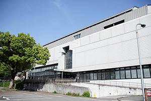 設置候補地に挙がっている和歌山市民図書館
