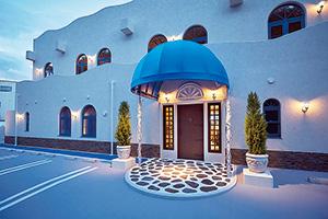 エーゲ海風リゾートホテル。和歌浦の新しい名所となりそうです