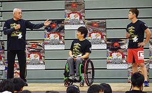 WMGを語る(左から)柳本さん、根木さん、長崎さん