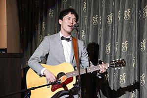 1stフルアルバムをリリースした川原さん