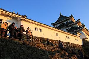 市のシンボル「和歌山城」が公園の名称に