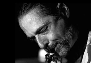 サックス奏者のJoe Rosenberg氏