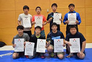 個人でも活躍が光る和歌山北高校の選手