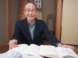 「令和を豊かな文化の時代に」と村瀬さん