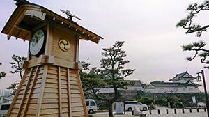 190407_地車と岸和田城