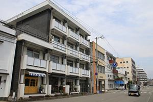 リノベーションが進む和歌山市のまちなか