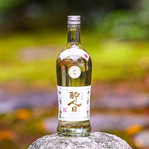 幻の酒を復刻した「酔人日」(初桜酒造提供)