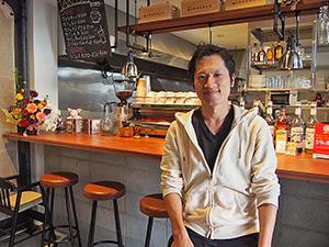 「観光客と住民に愛される店を」と中谷社長