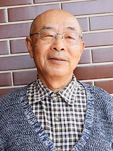 瑞単 元和歌山市消防団副団長 井邊一清さん(74) ~和歌山市井辺~