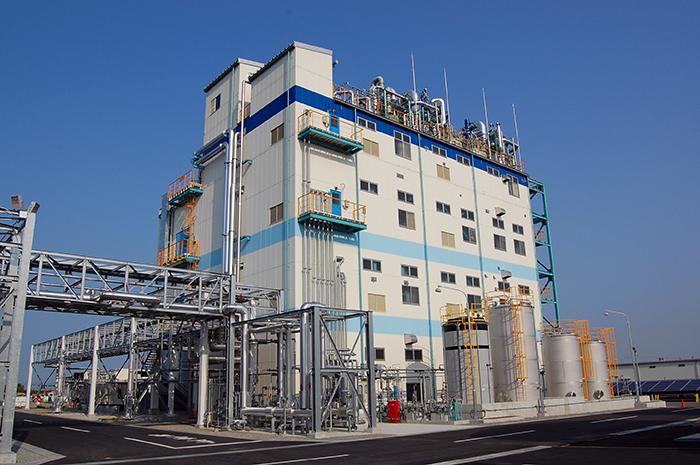 主力製品の「DPE/ODA」を生産するSW―A