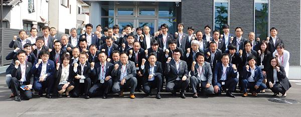 和歌山事業所の皆さん