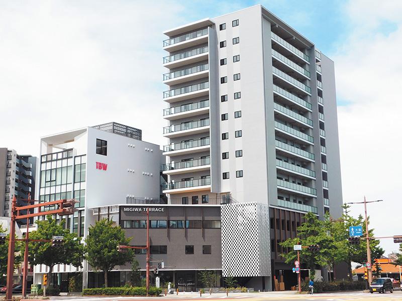 和歌山城至近に新たなランドマーク誕生